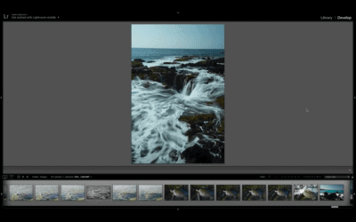 Lightroom Tip - Stop the Side Panels From Popping Out