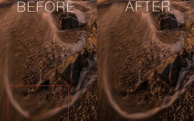 How to Remove Unwanted Objects with Layers and Masks in Photoshop Part 2