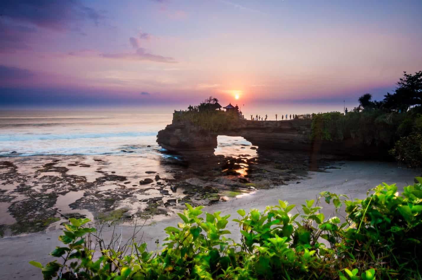 Pura Batu Bolong, Bali, Indonesia