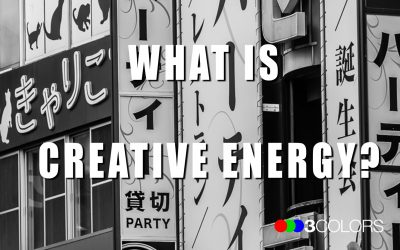 3C Podcast 16 – What is Creative Energy with Brent Mail