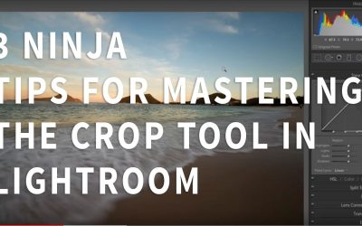 3 Ninja Tips for Mastering the Crop Tool in Lightroom
