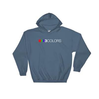 3C Logo Hooded Sweatshirt
