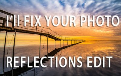 I'll Fix Your Photo - Reflections Image Edit