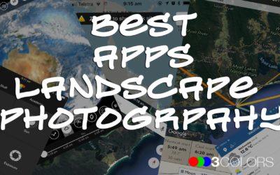 Best Apps for Landscape Photographers