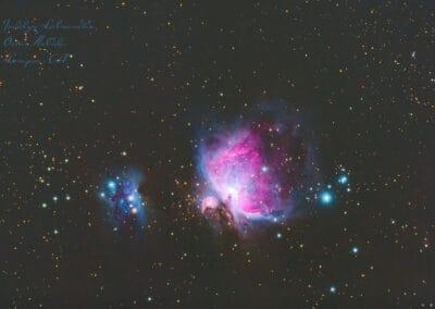 Orion Nebula WM